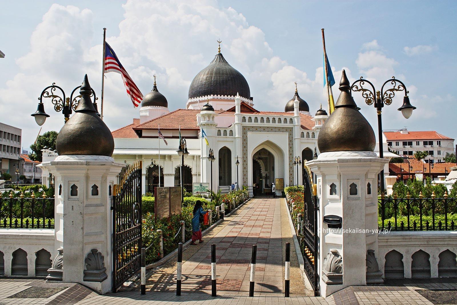 マレーシア「マラッカとジョージタウン、マラッカ海峡の古都群」