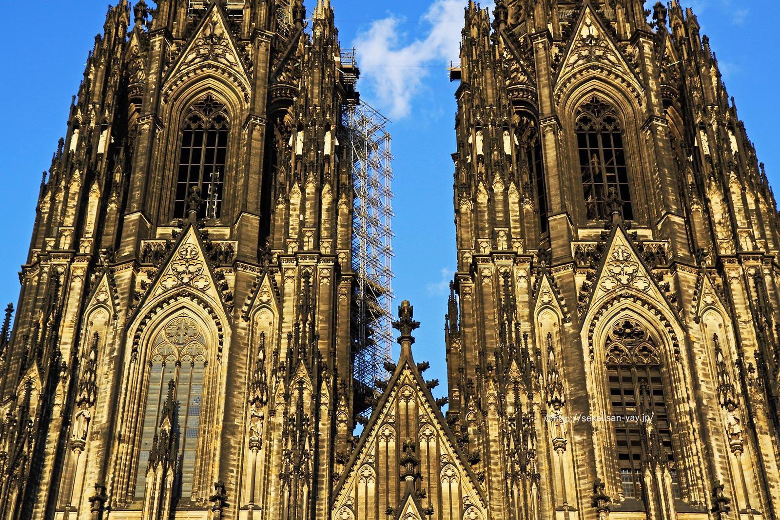 ドイツ「ケルン大聖堂」