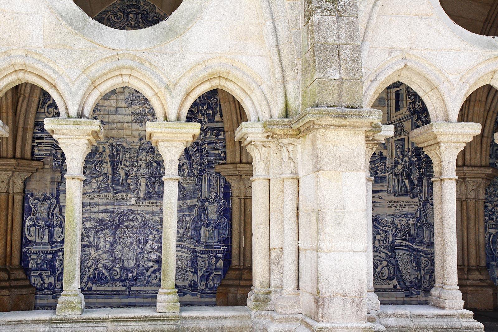 ポルトガル「ポルト歴史地区、ルイス1世橋およびセラ・ド・ピラール修道院 」