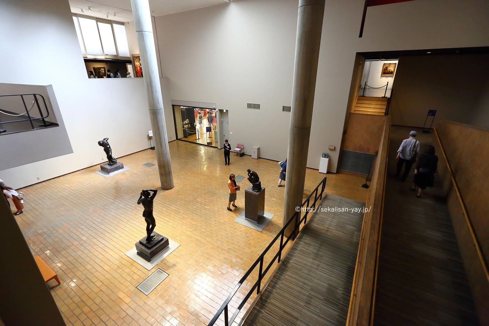 日本「国立西洋美術館本館」