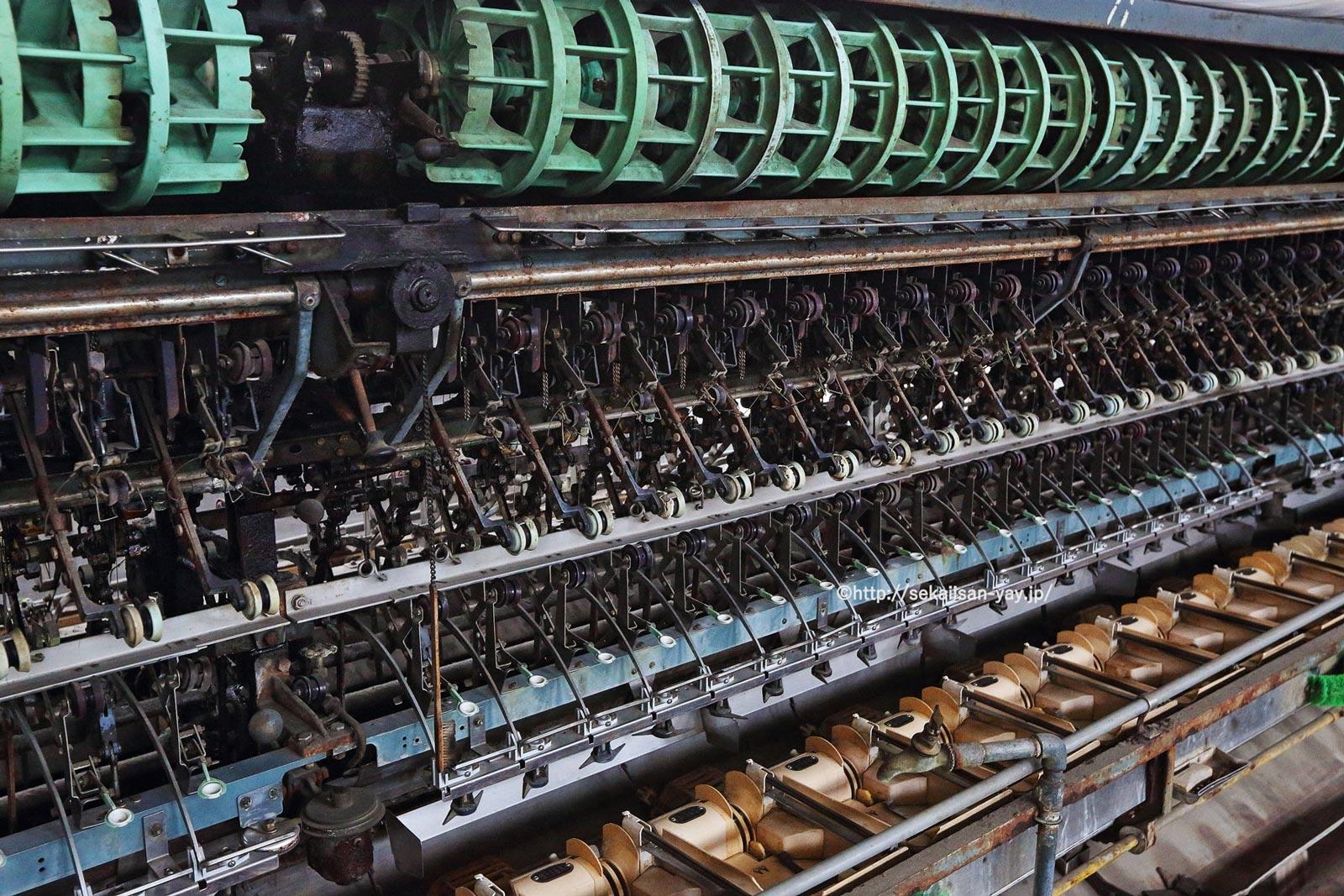 「富岡製糸場と絹産業遺産群」 - 繰糸所