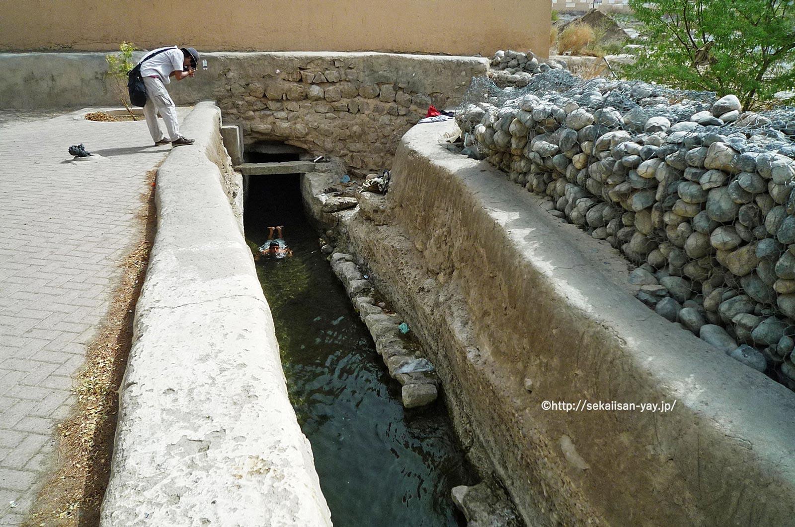 オマーン「アフラージュ、オマーンの灌漑システム」