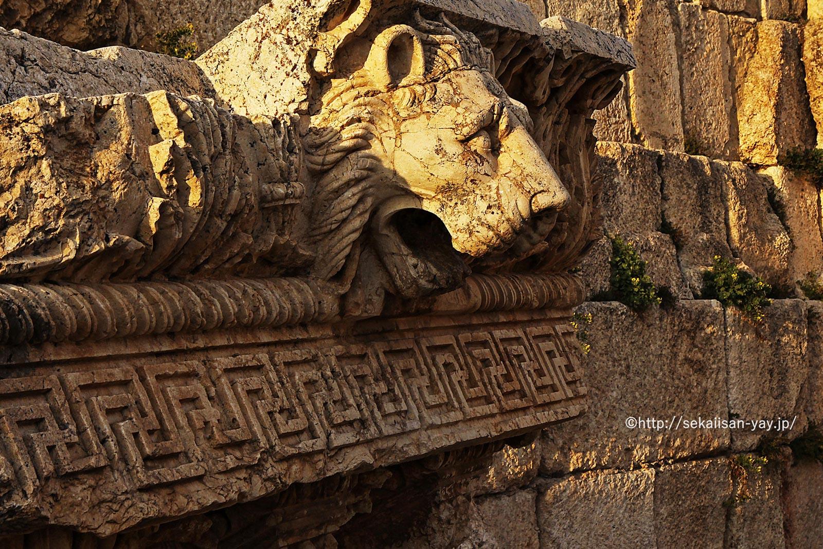 レバノン「バールベック」