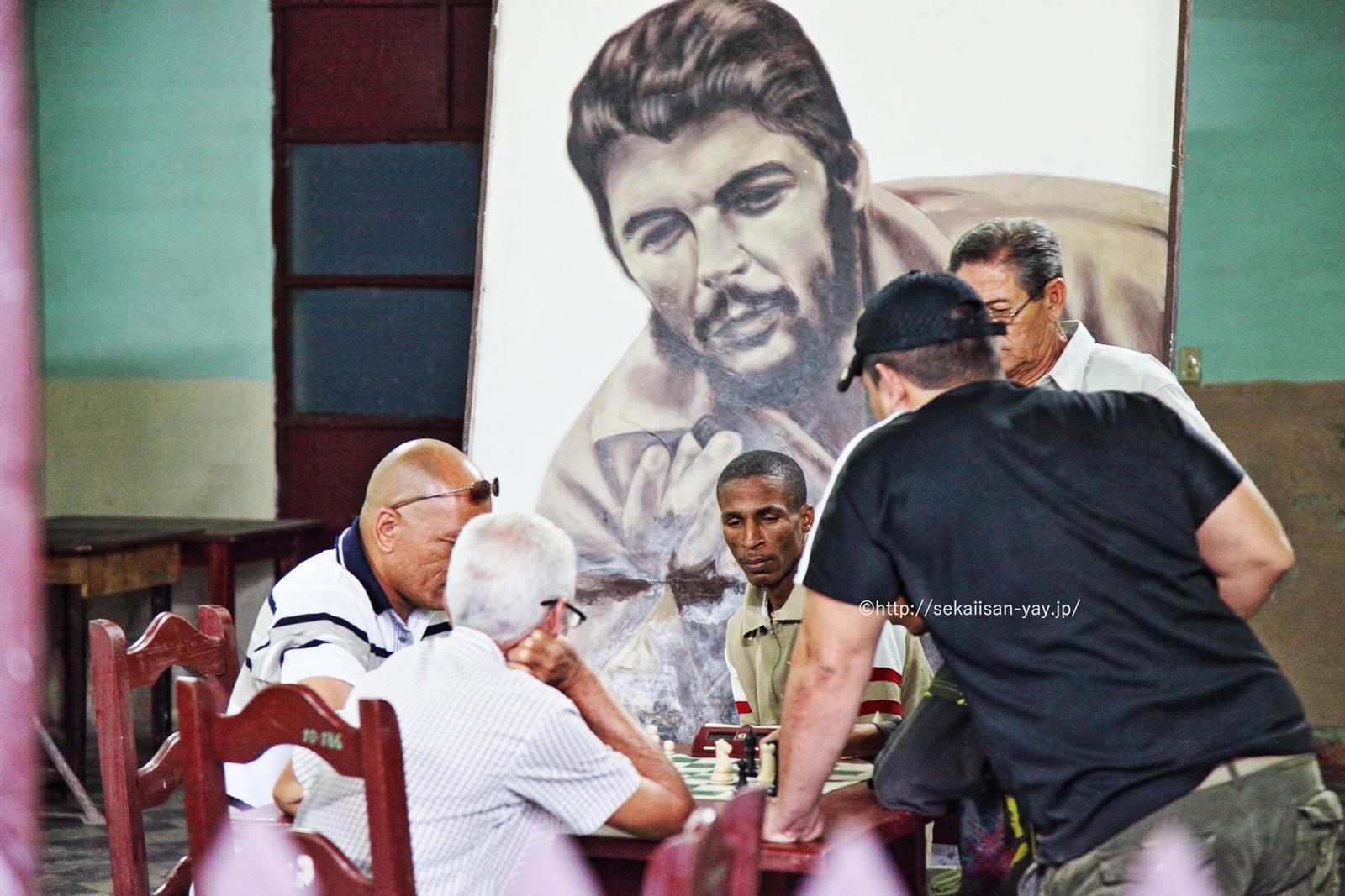 キューバ「カマグェイの歴史地区」