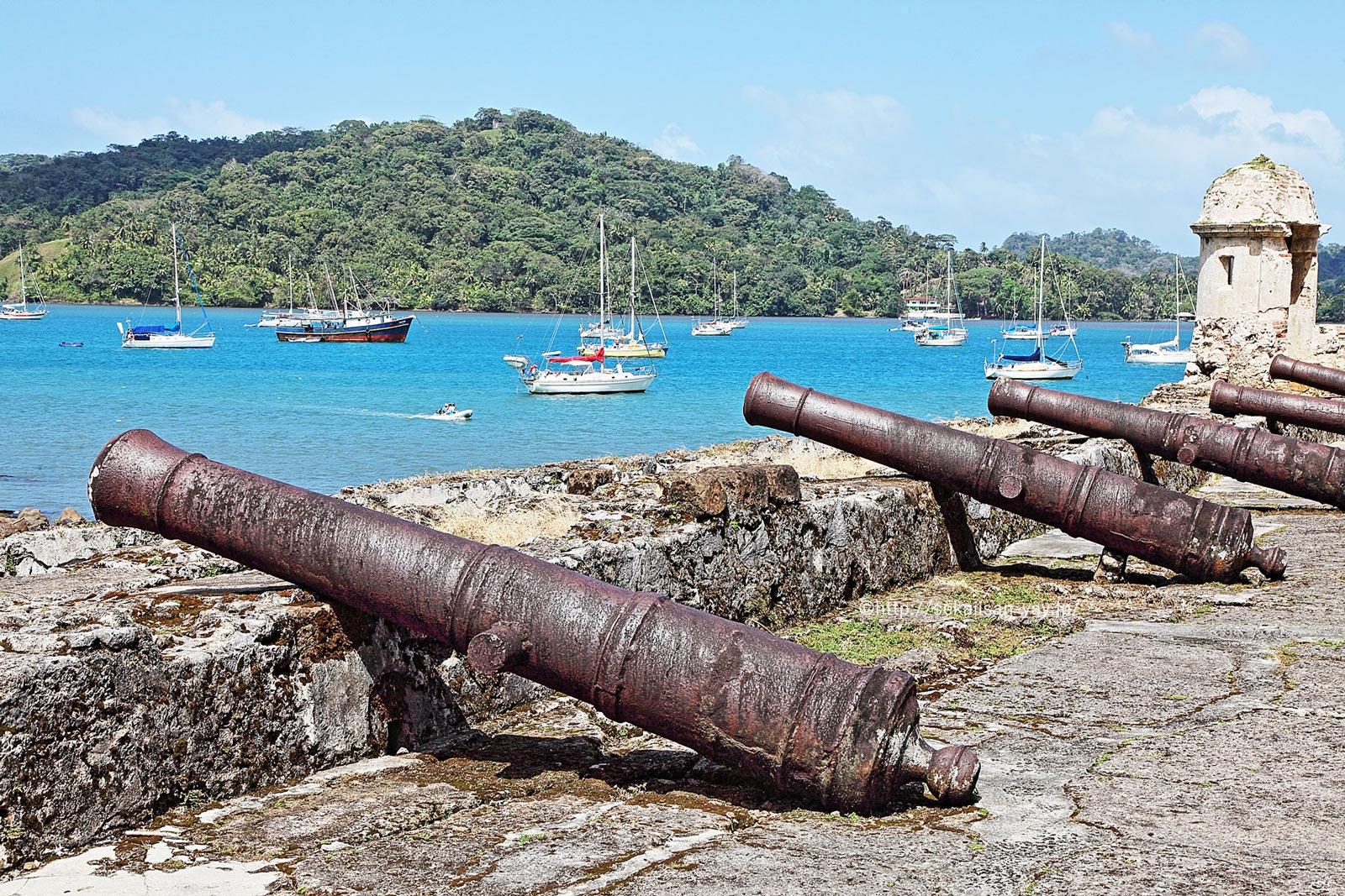 パナマ「パナマのカリブ海沿岸の要塞群:ポルトベロとサン・ロレンソ」