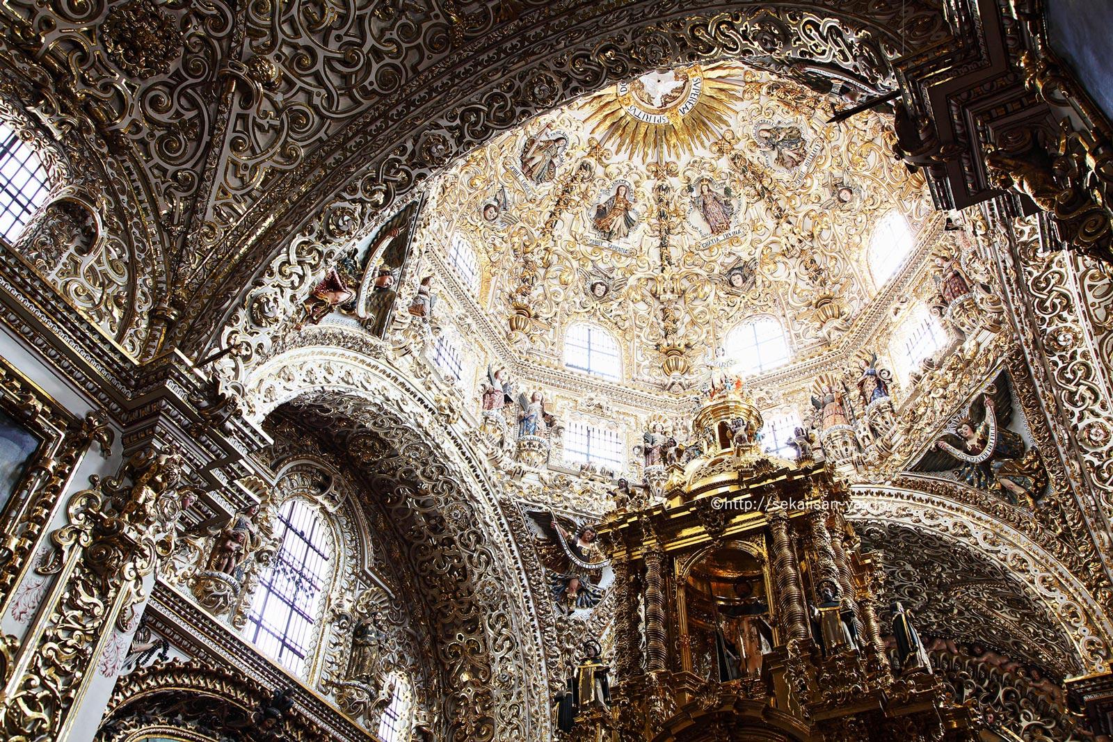 メキシコ「プエブラ歴史地区」