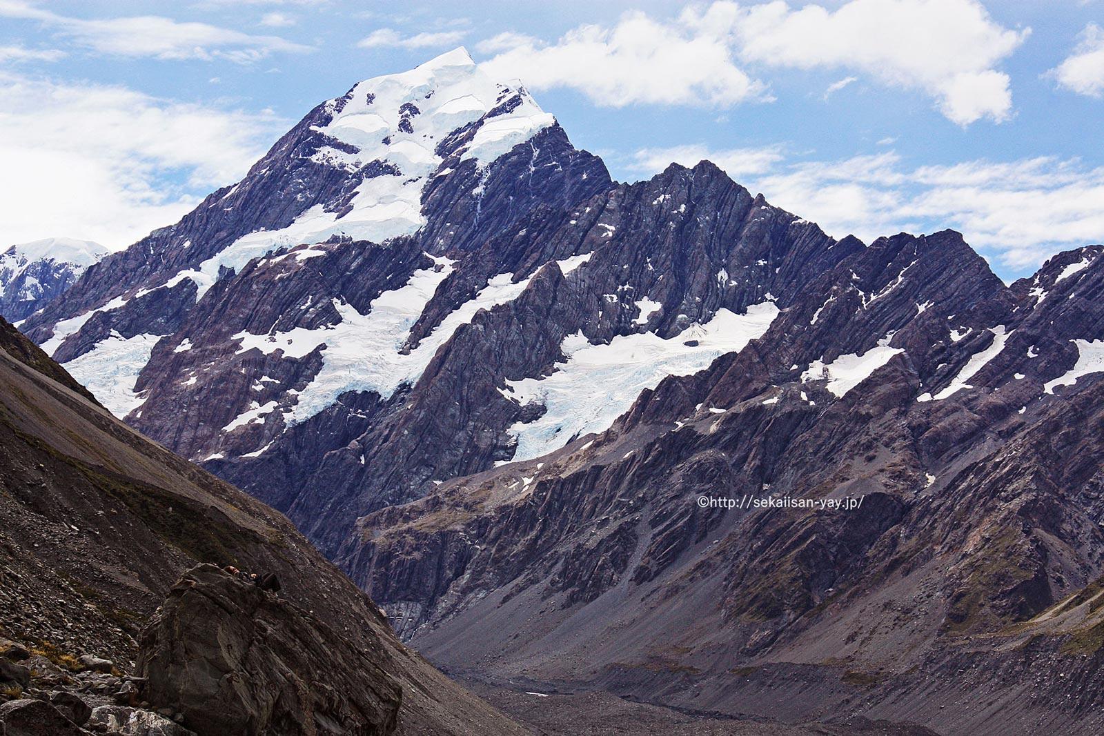 テ・ワヒポウナム-南西ニュージーランド - アオラキ/マウント・クック国立公園(マウント・クック)