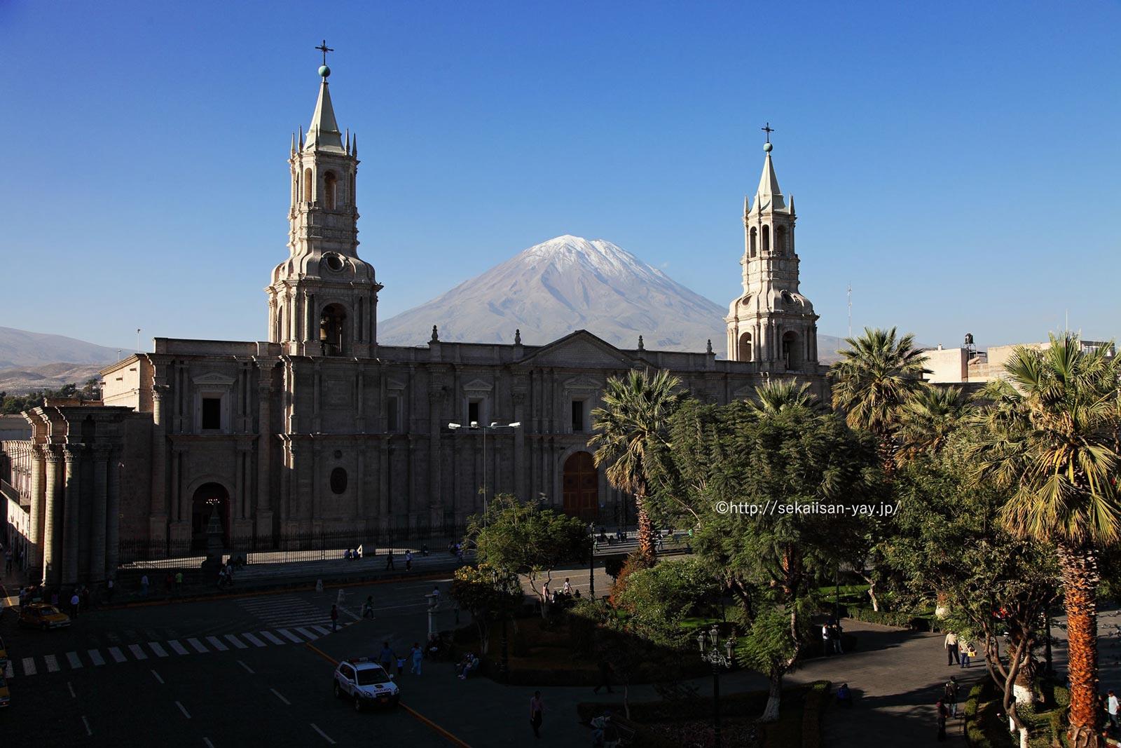 ペルー「クスコ市街」
